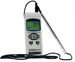 Анемометры, термоанемометры, измерители комбинированные